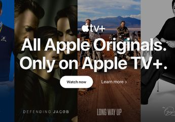 Apple Perpanjang Gratis Langganan Apple TV+ Hingga Februari 2021