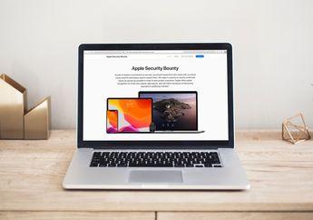 Peretas Temukan 55 Celah Keamanan Apple, Dapat Hadiah $50 Ribu