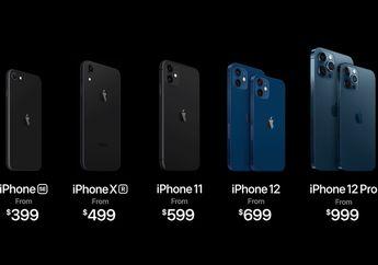 Tanpa AT&T atau Verizon, Harga iPhone 12 dan 12 Mini Jadi Lebih Mahal