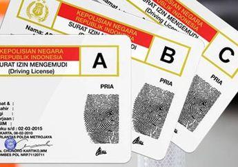 Jangan Sampai Kepemilikan SIM Dicabut, Apalagi Saat Kena Tilang, Begini Aturannya!