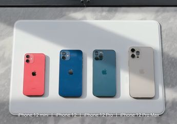 Kumpulan Video Hands-On iPhone 12 Mini dan iPhone 12 Pro Max