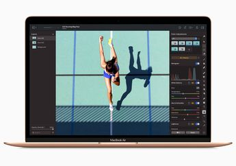 MacBook Air dengan Apple M1 Kalahkan Performa MacBook Pro 16 inci