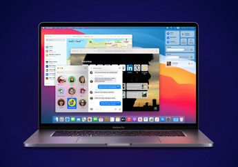 macOS Big Sur Resmi Rilis! Tampilan Baru dan Peningkatan Privasi