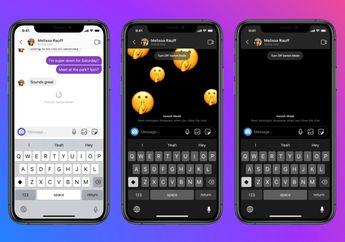 Fitur Baru Instagram dan Messenger: Vanish Mode Hingga Tema BTS