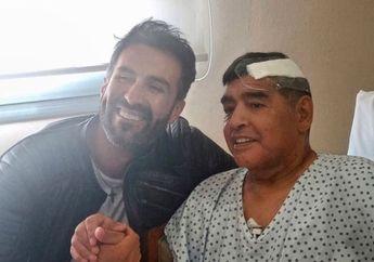 Diego Maradona Tinggalkan Wasiat 15 Tahun Silam, Ingin Nisannya Ada Tulisan Ini