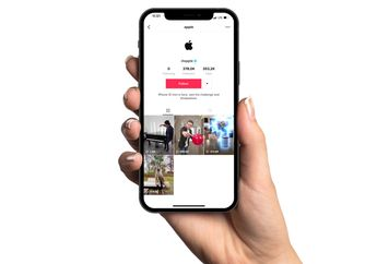 Apple Gaet Influencer Bikin Promosi iPhone 12 Mini di TikTok