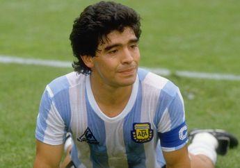 Kisah Perjuangan Liar Diego Maradona Melawan Narkoba dalam Sepak Bola