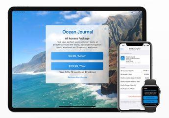 Pengguna Family Sharing Bisa Bagikan Langganan Aplikasi App Store