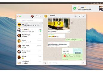 Akhirnya Fitur WhatsApp Calls Diujikan di WhatsApp Web dan Desktop