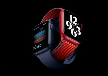 Apple Watch Series 6 dan Apple Watch SE Resmi Dijual di Indonesia