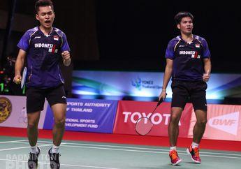 Live TVRI, Link Live Streaming Swiss Open 2021 - Beda Nasib Indonesia dan Malaysia
