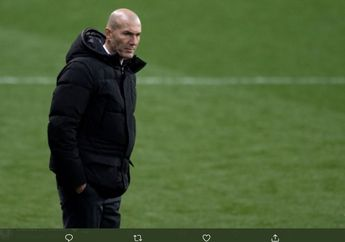 Real Madrid Krisis, Zidane Panggil Pemain Tim Castilla untuk Lawan Cadiz