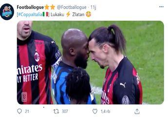 Pilih Jalan Damai, Zlatan Ibrahimovic Siap Temui Romelu Lukaku