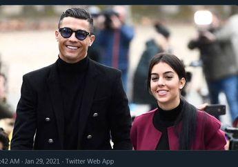 Ikatan Cinta Ronaldo & Georgina Diuji! Model Seksi Ini Akui Suka CR7