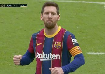 Satu Lagi Fakta Ajaib yang Dibuat Messi Saat Latihan Barca Terbongkar!