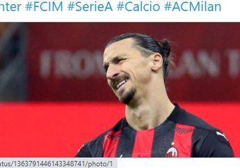 Jadi Tumbal AC Milan, Ibrahimovic Batal Jumpa Pemain Man United Paling Dia Benci