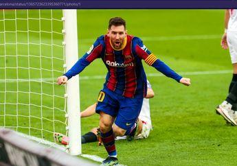 Berstatus Jebolan Akademi Barcelona, Pemain Ini Kalahkan Rekor Messi!