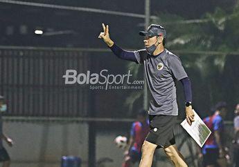 Shin Tae-yong Minta 1 Hal ke Timnas U-22 Indonesia saat Lawan Bali United