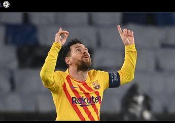 Ada Kisah di Balik Jenggot Lionel Messi yang Kini Terungkap!
