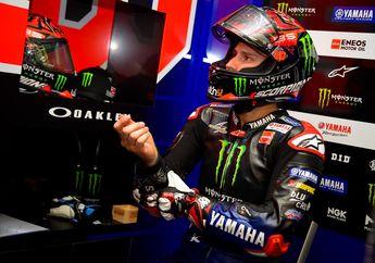 MotoGP Prancis 2021 - Quartararo Merasa Spesial Usai Melihat Hal Ini