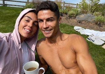 Alasan di Balik Foto Cristiano Ronaldo Sekeluarga Pamer Kehangatan Kota Manchester