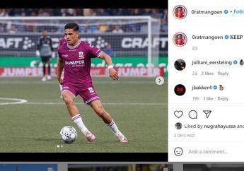 Pemain Liga Belanda Ini Mau Bela Timnas Indonesia, Dengan Syarat...