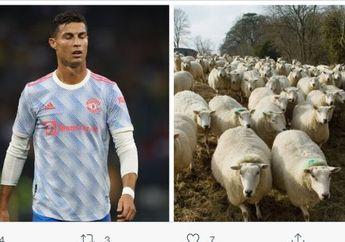 Legenda Man United Ejek Ronaldo Terusir dari Rumah Barunya Gara-gara Hal Lucu