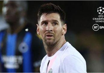 Belum Sepenuhnya Move On Dari Barcelona, Penyebab Kurang Bersinarnya Messi di PSG?