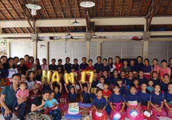 Perayaan HAN 2017 di Sanggar Tari Bali Banjar Manikan