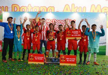 Pertandingan MJFC 2017 Wilayah Surabaya