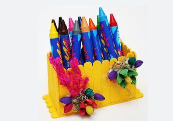 Membuat Crayon Case