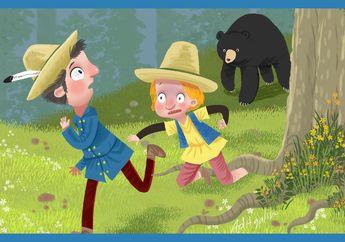 Rahasia Bisikan Beruang