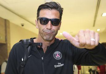 Video Aksi Ngelawak Gianluigi Buffon Saat PSG Kalah dari Nantes