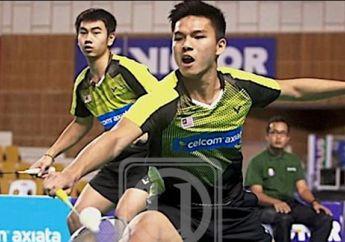 Denmark Open 2021- Gagal ke Final, Ganda Putra Malaysia Malah Raih Capaian Terbaik Karirnya