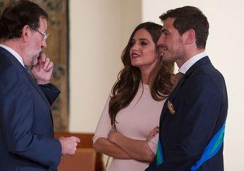 Profil Sara Carbonero, Jurnalis Terseksi Dunia di Balik Perjuangan Hidup Ikker Casillas