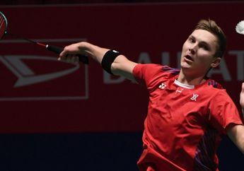 Padahal Belum Juarai Denmark Open 2021 , Viktor  Axelsen Lakukan Selebrasi Gila-gilaan Karena Alasan Ini