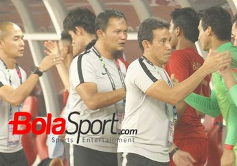 Link Live Streaming Filipina Vs Indonesia Kualifikasi Piala Asia U-16 2020, Tim Asuhan Bima Sakti Siap Menang!