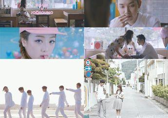 7 Lagu Kpop Romantis yang Cocok Didengarkan Saat Jatuh Cinta