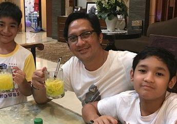Tengok Megahnya Rumah Andre Taulany, Ada Kolam Renang Besar Bak Hotel Bintang 5