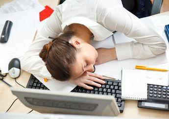 Ngantuk di Kantor? Intip 5 Tips Supaya Kamu Tetap Segar dan Produktif