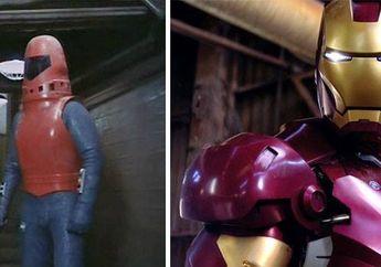 Kocak Banget, Begini 10 Perbedaan Penampilan Superhero Jaman Dulu dan Sekarang