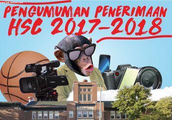Pengumuman Penerimaan HAI School Crew 2017-2018