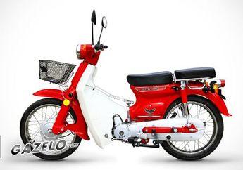 Produsen Motor Lokal Rilis Motor Bebek Retro Mirip Honda Super Cub. Sikat Nggak Nih, Bro?!