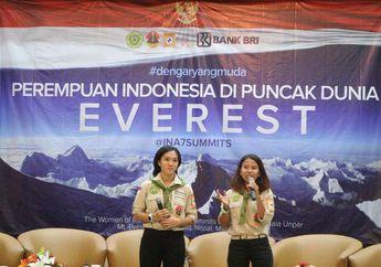 Salut! Dua Cewek dari Unpar Ini Bakal Mendaki Gunung Everest