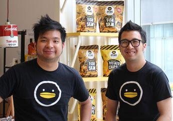 Kisah Dua Anak Muda Indonesia yang Bisnis Salted-egg di Singapura Jauh Sebelum Makanan Tersebut Hits di Sini
