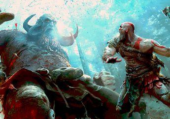 """Dalam 3 Hari, Game """"God of War"""" Sudah Memecahkan Rekor Penjualan Game PS 4"""