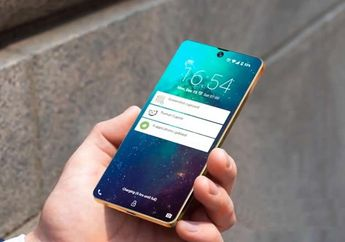 Samsung Siap Merilis Smartphone Layar Lipat Pertama di Dunia. Tapi..