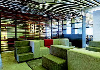Salah Satu Karya Delution yang Fenomenal, Simak Gimana Arsitek Menuangkan Nuansa Indonesia di Kantor