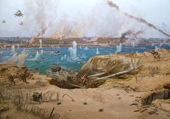Bukan dengan Peledak, Beginilah Cara Pasukan Mesir Menjebol Benteng Pertahanan Israel dalam Perang Yom Kippur