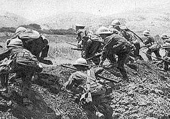 Menggunakan Taktik Lucu Sekaligus Nekat, Tentara Turki Berhasil Memenangkan Perang Lawan Inggris dan Sekutunya